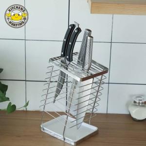 Hot Sale Knife block storage holder