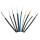 GJYXFH Cable de derivación tipo arco para conducto FRP Fuerza Conector de drenaje de buje 1-12 núcleos