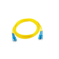 SC/UPC-SC/UPC Simplex 3.0mm SM Fiber Optic Patch Cord