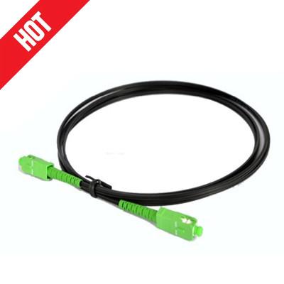 Patch Lead / SC / APC-SC / APC-SM-SX-GJXH-xxM Todos los cables aéreos dieléctricos autoportantes; Figura 8 Cable óptico de fibra