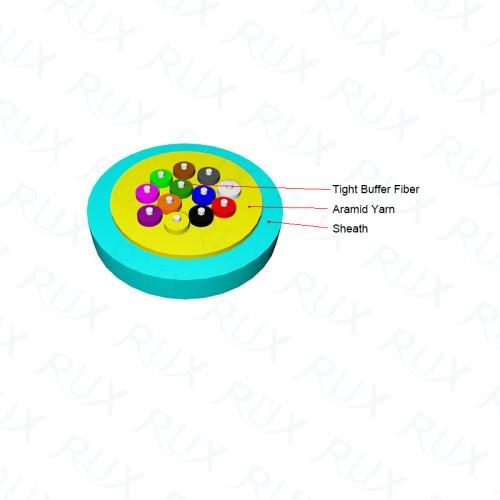 Cable de distribución multipropósito 4-24 núcleos