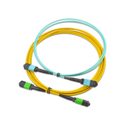 12 / 24 / 36 / 48 / 72 /96 / 144-fibers MPO/MTP Patch Cord and Trunk Cable