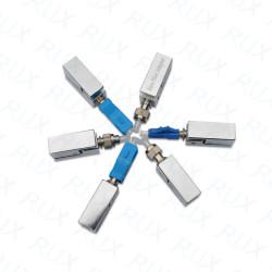 Adaptador de fibra dúplex SC / FC / LC / ST