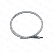 Pigtail de 400μm Core Glass Fibre Optic Cable con conector SMA905.