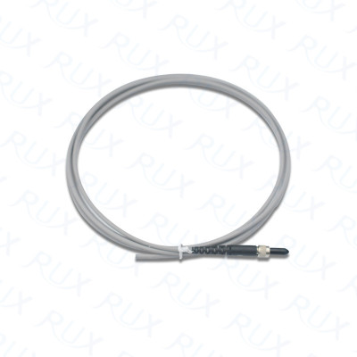 Pigtail de 400μm Core Glass Fibre Optic Cable con conector SMA905.