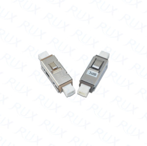 MU Type Fiber Optic Attenuator, Optical Variable Attenuator