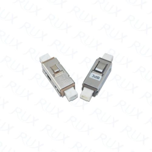 Tipo MU atenuador de fibra óptica, atenuador variable óptico
