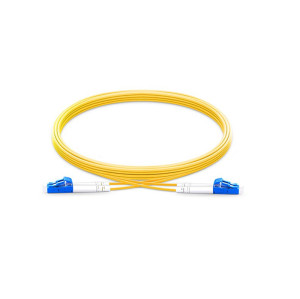 LC/UPC - LC/UPC 9/125 1/2/3m Duplex PVC/LSZH Patch Cord