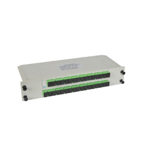 Supply FTTH 1*32 Fiber Optic Cassette PLC Splitter