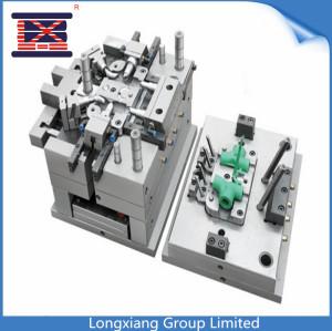 Longxiang de alta calidad de plástico de alta precisión molde plástico