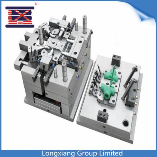 Longxiang haute qualité haute précision en plastique die moule en plastique