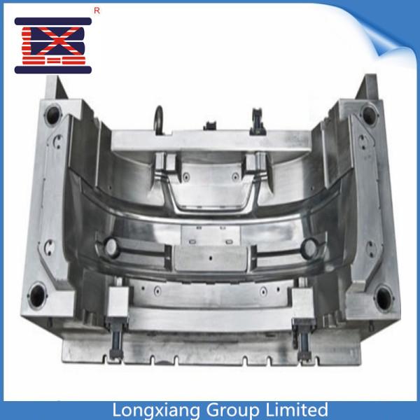 Máquina de moldagem de tubulação de injeção de plástico Longxiang / projeto de moldes de plástico / molde de tubo de pvc morre