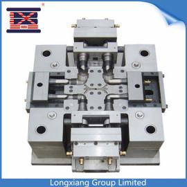 Longxiang Nylon Kunststoff Kabelbinder Spritzgussform für Auto Automobil-Manufaktur