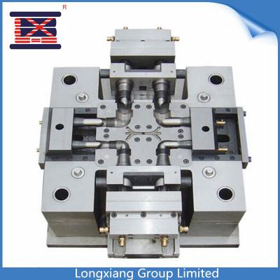 Molde de inyección plástico de nylon del lazo de Longxiang para la manufactura automotriz auto del coche