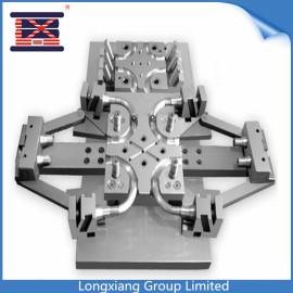 Fábrica de moldes de inyección de plástico Longxiang