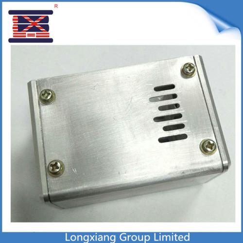 Longxiang petite commande cnc pièces pièces de précision tournant en aluminium rapide prototype