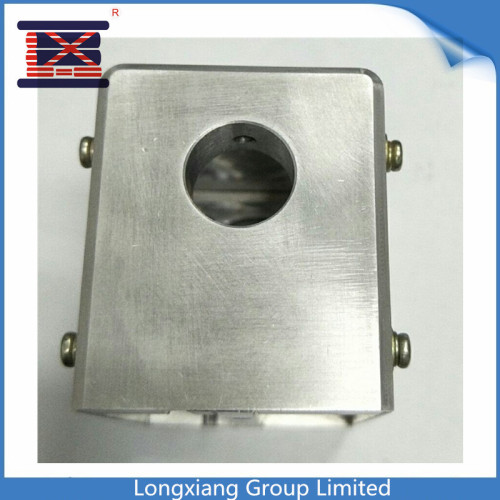 Service rapide de prototypage en métal de Longxiang Harden / pièces AL faites sur commande bon marché service de usinage de commande numérique par ordinateur