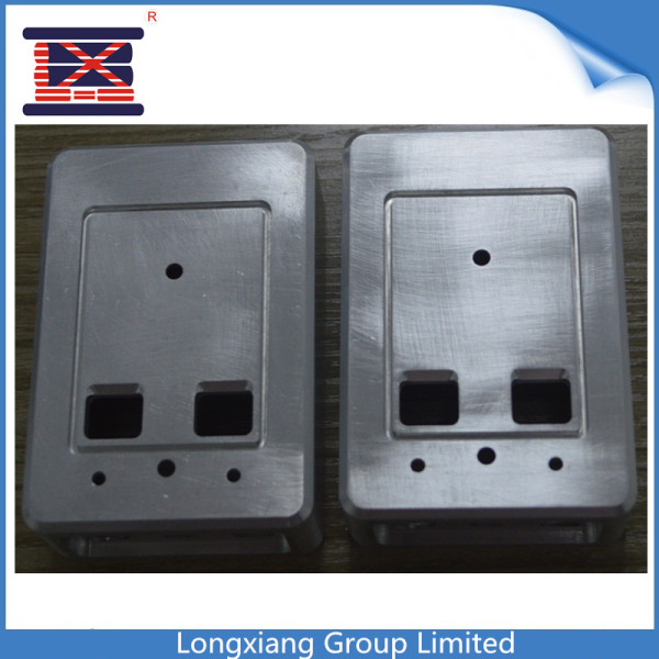 Protótipo CNP Longxiang Personaliza Al Metal Parts Rapid Prototypes