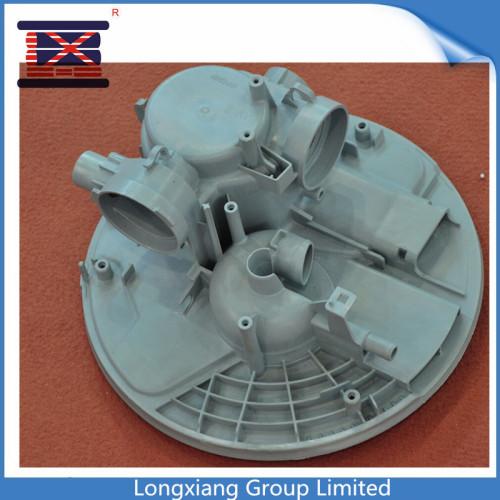El OEM de Longxiang Rubber & Plastics acepta la pieza de inyección plástica modificada para requisitos particulares, piezas plásticas moldeadas inyección del ABS