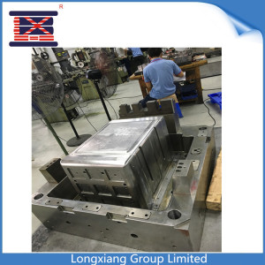 Longxiang China Manufacturer Professional Custom High Quality Plastic Injection Moulding