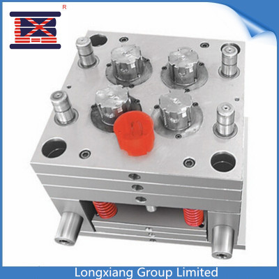 Fábrica de moldeo por inyección de plástico experimentado Longxiang