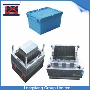 Longxiang-Plastik preiswerte kundenspezifische abs, die Form bläst / Plastikbaby scherzt Sicherheitssessel-Blasform / Schlag
