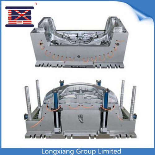 Longxiang plástico barato personalizadas herramientas abs molde que sopla / plástico bebé niños silla de seguridad molde de soplo / golpe