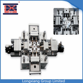 Longxiang plástico parte moldeado / PC plástico parte / fabricante de moldes de inyección de plástico de Guangzhou