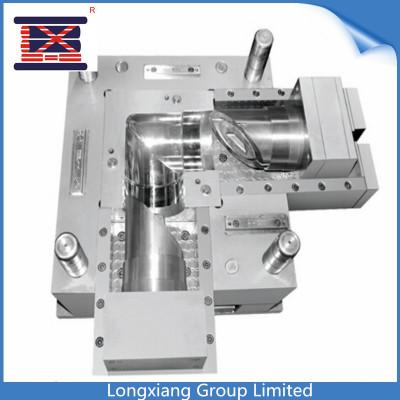 Longxiang 2018 diseño de moldeo por inyección para varias piezas de plástico