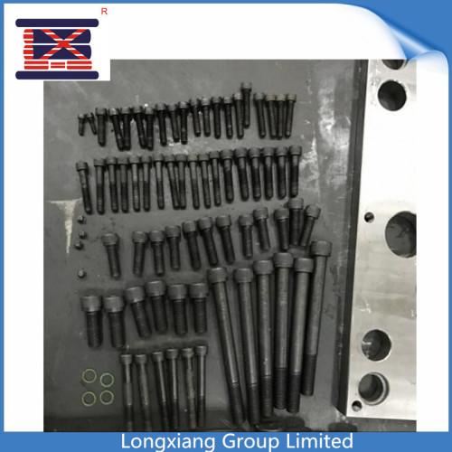 Longxiang piezas de plástico negro, alta qulity para el mercado del Reino Unido, piezas de plástico moldeado por inyección proveedor