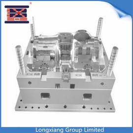 Longxiang-Gewohnheitsteil-Einspritzung, die neue Haushalts-Plastikprodukt-Bürostuhl-Basis-Form herstellt