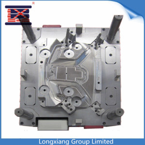 Longxiang Custom electronics injection plastic mould making