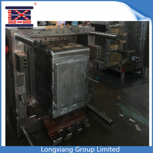 Longxiang Professional Big Plastic Injection Molding Plastic Injection Air-condition Plastic Injection Part