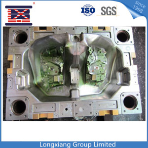 High precision plastic injection mold for desk lamp shell injection plastic molding /abs plastic moulding custom service