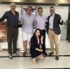 France Customers visit Longxiang
