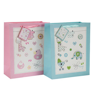 Nouvelle Arrivée Qualité Supérieure Enfants Jouet Cadeau Emballage Sac avec Différentes Taille avec 2 Dessins Assortis en Emballage Tongle