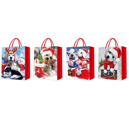 New Arrival Christmas Paper Bags