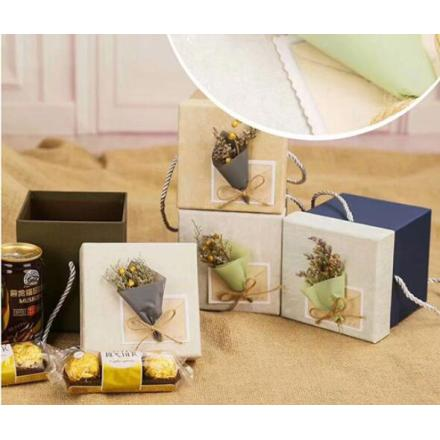 High Quality Square Paper Gift boxes New Arrival