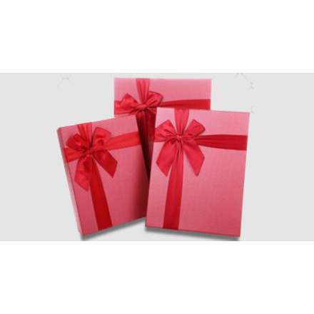 New Wholesale Texture Paper Gift Boxes