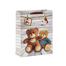 Toy Bears Baby&Kids Cardboard Paper Gift Bags