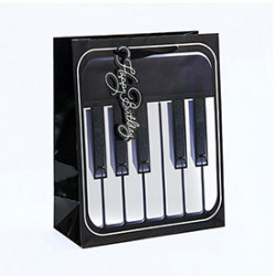 New Arrival Musical Instruments Gift Bag with Different Size with 4 Designs
