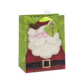 Best Seller Excellent Quality Christmas Bag for Sale with 2 Designs Assorted