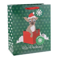 Merry Christmas custom Paper Bags