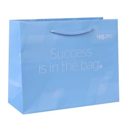 Customized Paper Bag Related to The Hospitality Industry