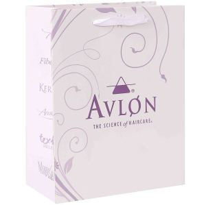 Custom Hair Care Industry Paper Bag