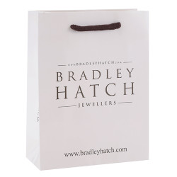 Customized Paper Carrier Bags With Logo Bradley Hatch Jewellers' Best Choices