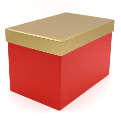 Rectangular Cap Top Gift Boxes 3 Pcs Per Set With Stock Available