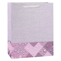 Everyday Paper Gift Bags With Glitter On Front Side Stock Available Direct Yiwu Factory Made Price Competitives