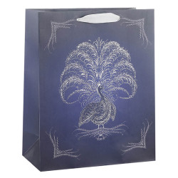 Customized Paper Gift Bags Paper Shopping Bags Direct Yiwu Factory Made With Lowest Prices