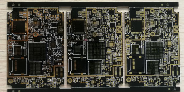 multilayer GPS PCB